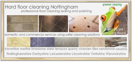 Stone floor cleaning Nottingham leicestershire lincolnshire Derbyshire Yorkshire Warwickshire