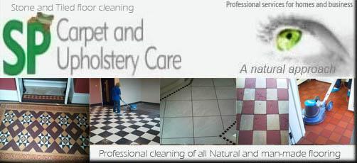 Stone floor cleaning Nottingham Nottinghamshire